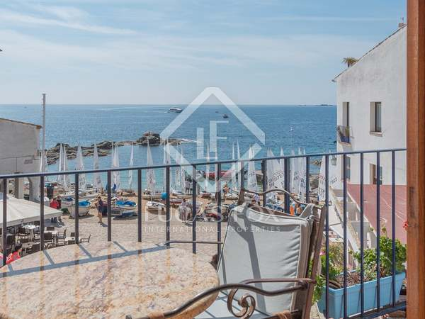 Exclusive Costa Brava seafront apartment for sale, Calella