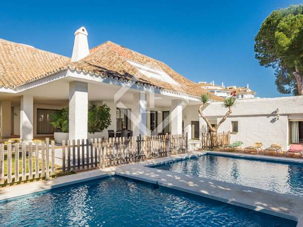 805m² House / Villa for sale in Puerto Banús, Costa del Sol