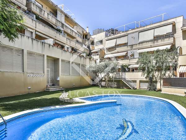 113m² Apartment with 25m² terrace for sale in Cubelles