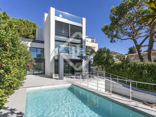 Huis / Villa van 199m² te koop in Sant Gervasi - La Bonanova