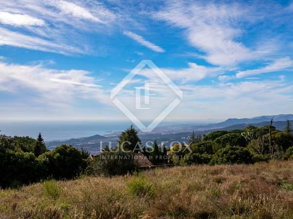 2,050m² Plot for sale in Sant Andreu de Llavaneres