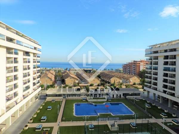 Apartment with 8 m² terrace for rent in Patacona