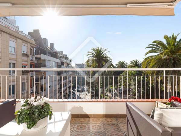 200m² Apartment with 10m² terrace for sale in Sant Gervasi - Galvany