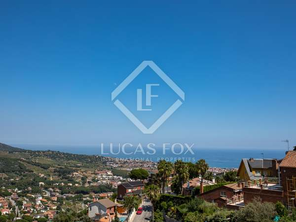 1,000m² Plot for sale in Alella, Maresme