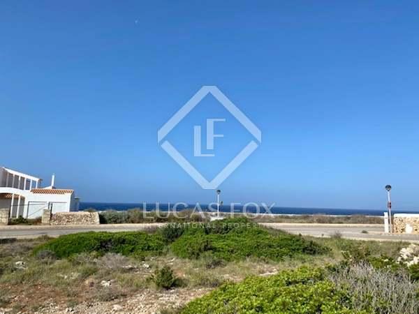 Parcel·la de 1,559m² en venda a Ciudadela, Menorca