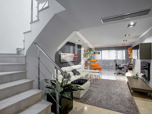 148m² Dachwohnung mit 40m² terrasse zum Verkauf in Dénia