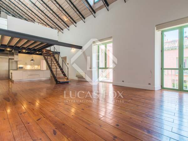 168m² Loft for sale in Justicia, Madrid