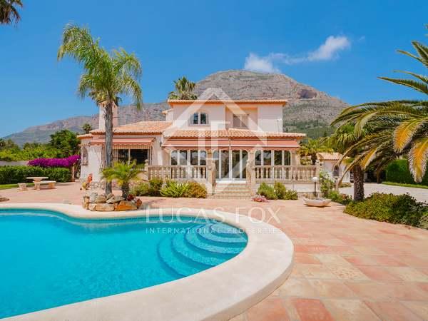 307m² House / Villa for sale in Jávea, Costa Blanca