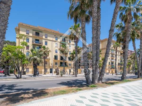 162m² Apartment for rent in East Málaga, Málaga
