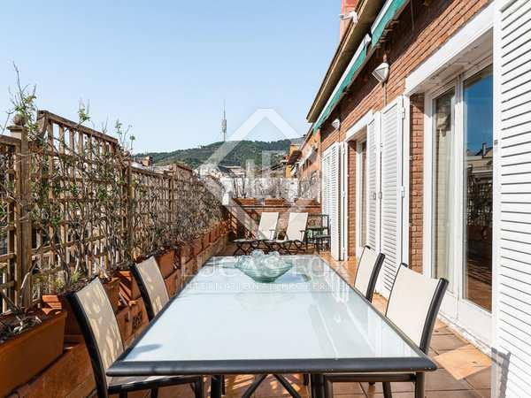 338m² Penthouse with 60m² terrace for sale in Sant Gervasi - La Bonanova
