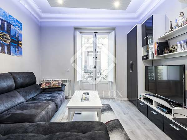 83m² Apartment for rent in Malasaña, Madrid