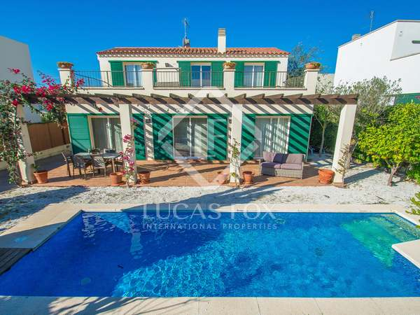 234m² House / Villa with 200m² garden for sale in S'Agaró
