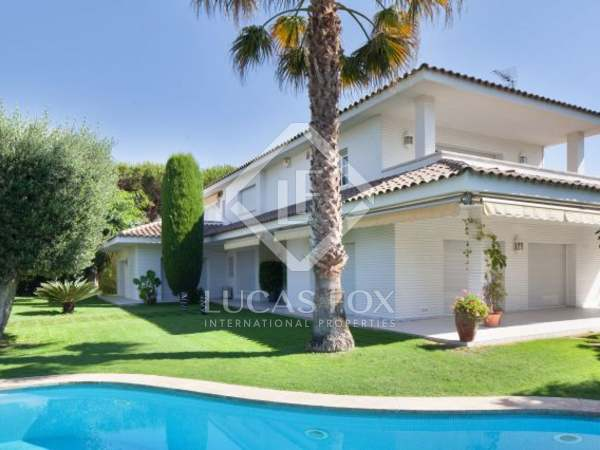 5-bedroom house for sale in Can Teixedo, Alella, Maresme