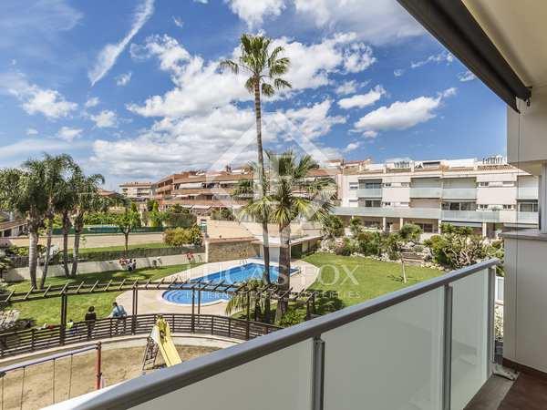 Piso de 120m² en venta en Cubelles, Vilanova