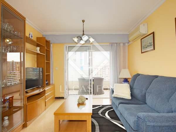Квартира 106m² аренда в Alicante ciudad, Аликанте