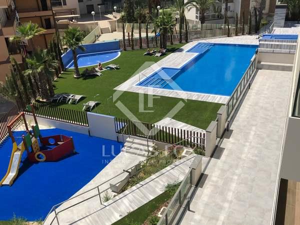 Appartement van 120m² te huur met 20m² terras in Playa San Juan
