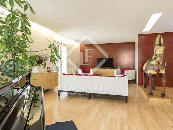 Pis de 250m² en lloguer a Pedralbes, Barcelona
