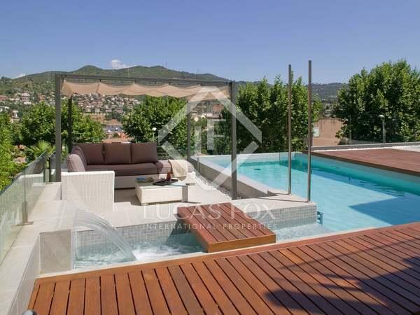 324m² Hus/Villa med 800m² Trädgård till uthyrning i Esplugues