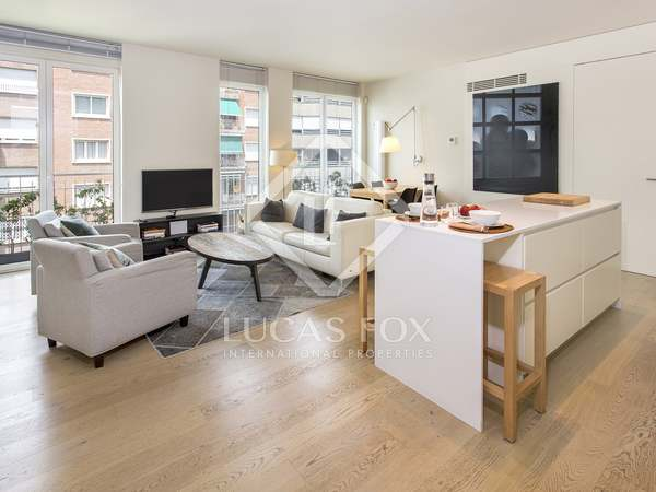 100 m² apartment for sale in Turó Park, Barcelona