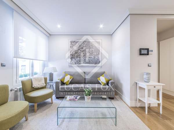 87 m² stylish apartment for rent in Castellana, Madrid