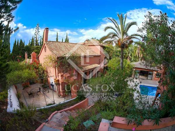778m² House / Villa for sale in Estepona, Costa del Sol