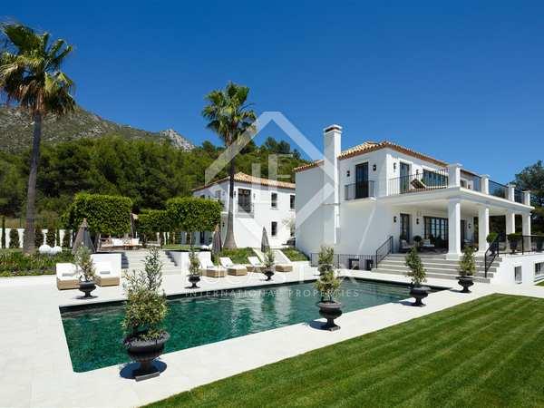 682m² House / Villa with 400m² terrace for sale in Sierra Blanca / Nagüeles