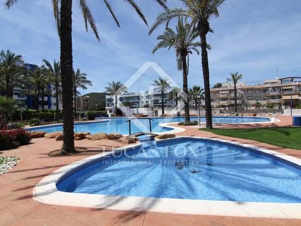 93m² Wohnung mit 90m² garten zum Verkauf in Santa Eulalia