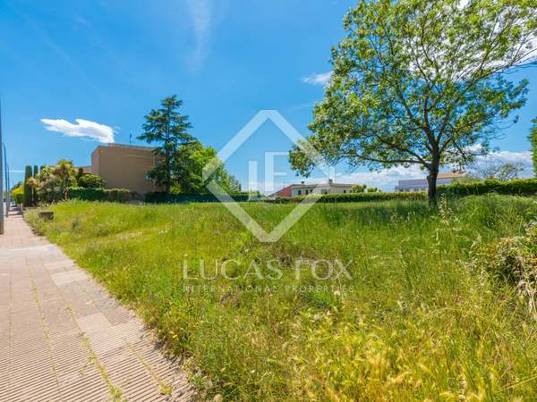 807m² Plot for sale in Palau, Girona
