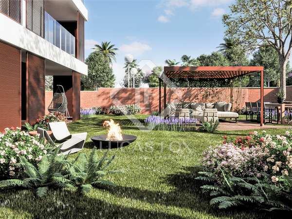 Piso de 186m² con 68m² de jardín en venta en Urb. de Llevant