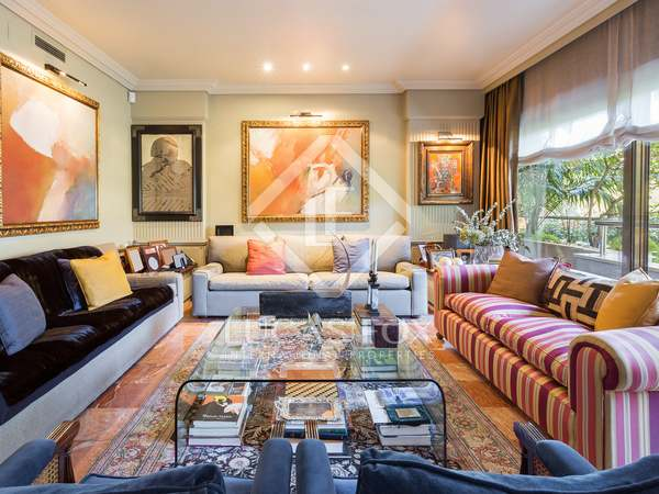 352 m² apartment for sale in Pedralbes, Barcelona