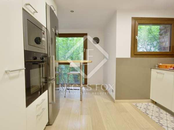 91m² Apartment with 7m² terrace for sale in La Massana