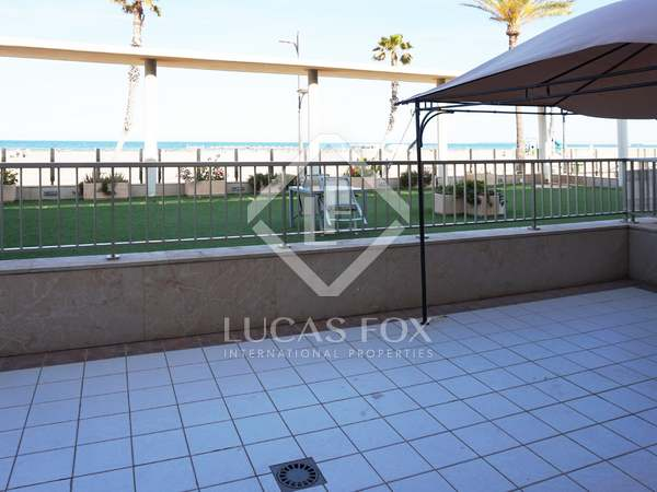 Apartment with 45m² terrace for sale in Patacona
