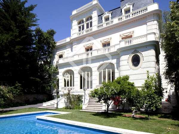 Herrenhaus zum Verkauf in Pedralbes, Zona Alta, Barcelona