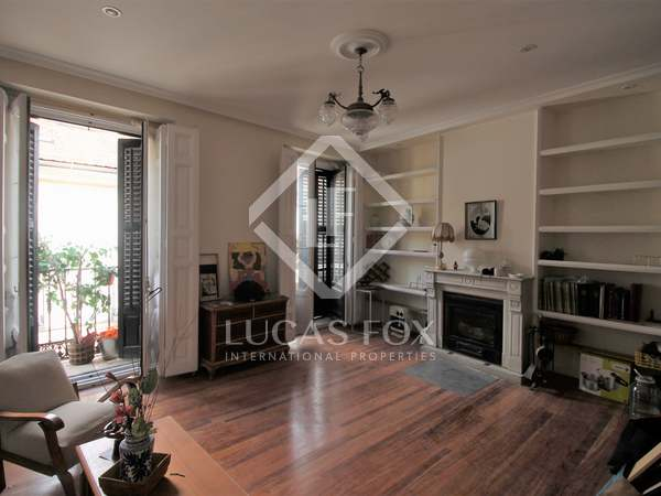 110 m² apartment for sale in Justicia, Madrid