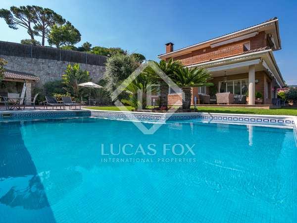 Casa de 409m² en venta en Sant Andreu de Llavaneres