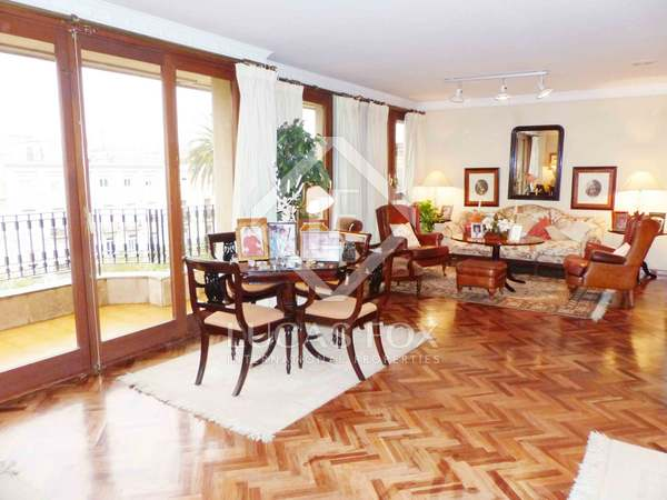 Apartment for sale on Gran Vía Marqués del Turia in Valencia