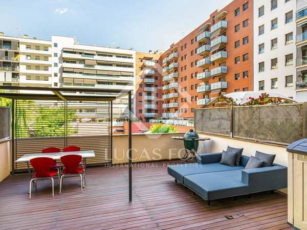 Piso de 83 m² con terraza de 48 m² en venta en Poblenou