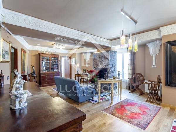 122m² Apartment for rent in Ruzafa, Valencia