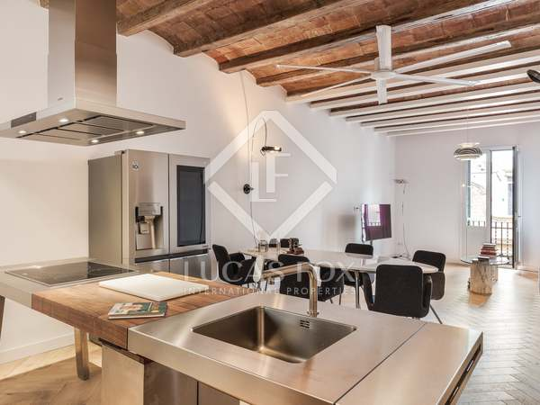 178 m² apartment for sale in Gracia, Barcelona