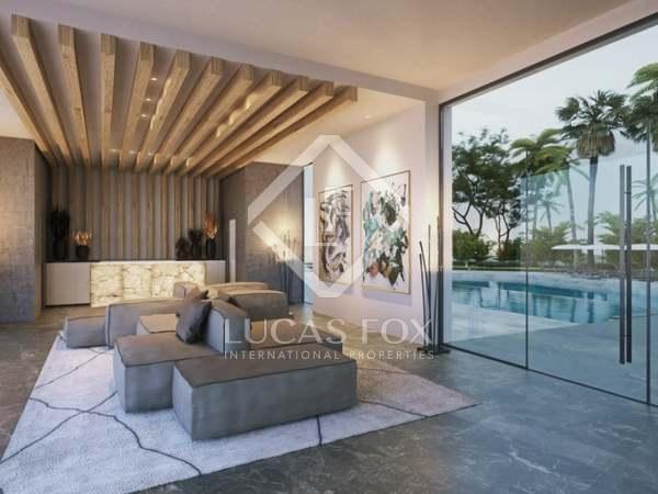 Piso de 143m² con 119m² de terraza en venta en Ibiza ciudad