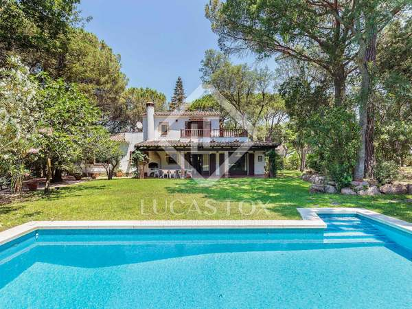 House for sale in Santa Cristina d'Aro, Costa Brava