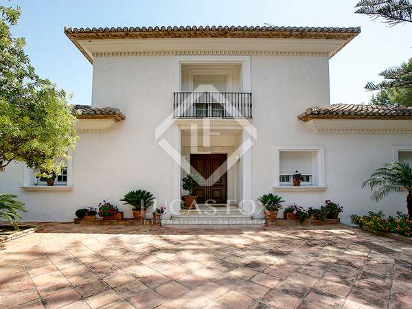 866 m² house for sale in Dénia, Costa Blanca