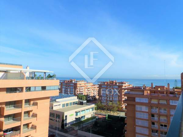 70 m² penthouse with a terrace for sale in Patacona