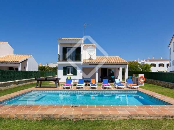 Huis / Villa van 125m² te koop in Ciudadela, Menorca