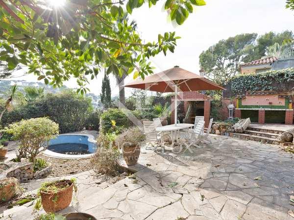 1,606m² Grundstück zum Verkauf in Montemar, Barcelona