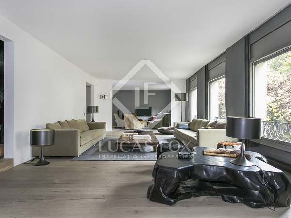 450 m² apartment for rent in Turó Park, Barcelona