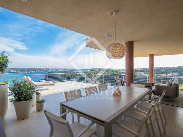 140m² Penthouse for sale in Maó, Menorca