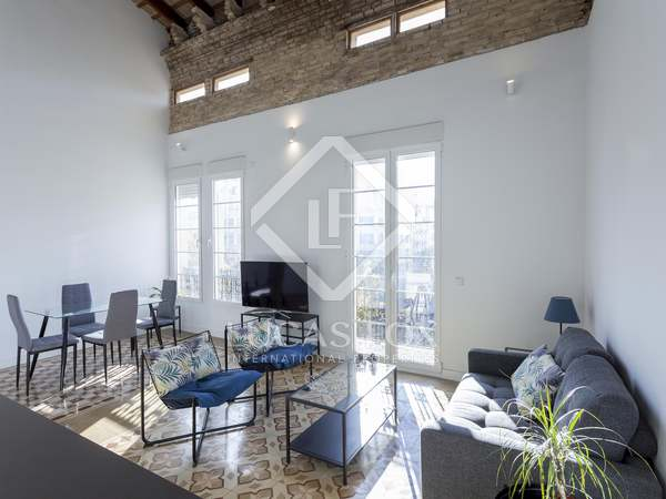 85m² Apartment for rent in Gran Vía, Valencia