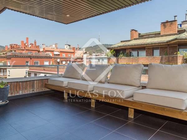 Dúplex en venta en la Zona Alta de Barcelona