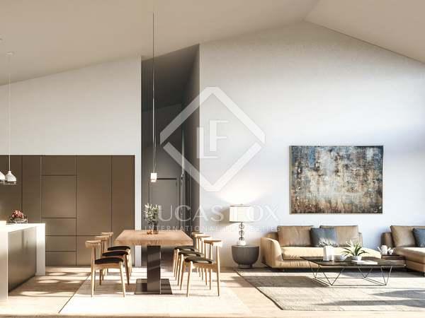 Квартира 255m², 30m² террасa на продажу в Escaldes
